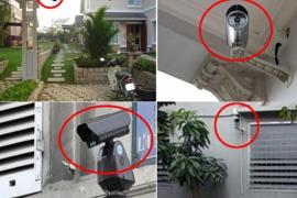 Camera An Ninh Cho Ngôi Nhà Của Bạn