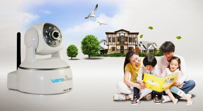 Camera quan sát cho gia đình